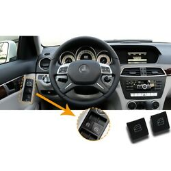 50xwindow Switch Button Covers For Mercedes Benz W204 W212 C E Glk Class Front