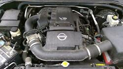 Engine Motor Assembly Nissan Frontier 05 06 07 08 09 10 11 12