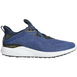 Mens Adidas Alphabounce Navy Cushioned Athletic Running Shoe H68161 Sizes 9-12