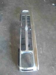 1991-1993 Chevy Chevrolet S10/s15 Grill Silver Oem