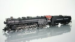 Broadway Limited Hybrid Brass 4-8-4 A-3 Northern Pacific 2660 Dcc W/paragon3 Ho