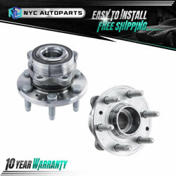 2x Front Wheel Hub Bearing For 2015 2016 2017-2020 Chevy Colorado Gmc Canyon 4wd
