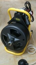 Cobra St-420 Speedway Cable Drum Drain Cleaning Machine