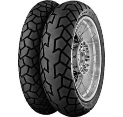 Continental Tire 150/70r18 M / C 70t Tl M+s P / N 2443870000 - Sold Individually