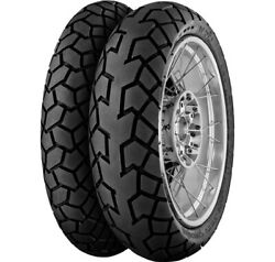 Continental Tire 170/60r17 M / C 72v Tl M+s P / N 2443840000 - Sold Individually