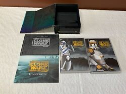 Star Wars The Clone Wars - The Complete Seasons 1-5 Dvd Collector's Edition