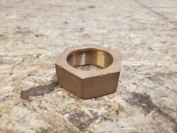 1909-27 Ford Model T Brass Exhaust Nut