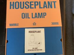Seth Rogan X Houseplant Oil Lamp Light New Sold Out Marble 420 Weed
