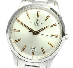 Zenith Captain Central Second 03.2020.670 Silver Dial Automatic Menand039s_608647