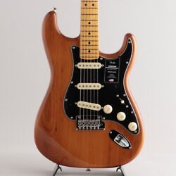 Fender American Professional Ii Stratocaster/roasted Pine/m Electric Guitar