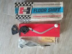 Nos In Box Vintage Hurst 4 Speed Ford Toploader Shifter 291 6547 Mustang Torino
