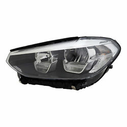 Fits For 2018 - 2020 Bw X3 Low Beam Led/halgn High Headlight Left Driver Side