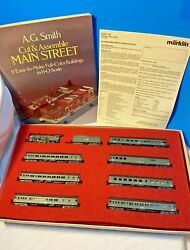 Con-con N Scale U.s. Army Hospital Train Dcc, Sound And Keep Alive. Limited Edit