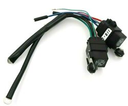 Wiring Harness Converts 3-wire Tilt And Trim Motors To 2-wire 2v 20a/30a Relays