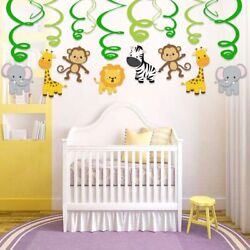 Decorations for Kids Baby Shower DIY Decorations Spiral Decoration Party Favors