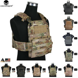 Emersontactical Cp Avs Adaptive Vest Heavy Military Molle Airsoft Plate Carrier