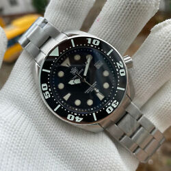Steeldive Sd1971 Sumo Automatic 200m Diver Watch Uk Seller Extra Strap