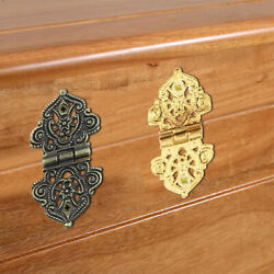 Mini Antique Bronze Or Gold Hinges Jewellery Wooden Boxes Small Hinges Craft E4