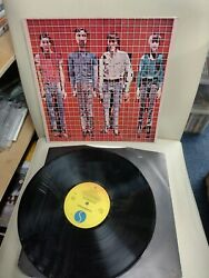Talking Heads More Songs About Buildings And Food Sire A1/b1 1st Press Rare