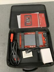 Snap-on V. 20.2 Eesc336 Solus Legend Scanner Domestic European And Motorcycle