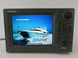 Furuno Rdp-149 Navnet Vx2 10.4 Color Mfd Chartplotter Display With Video
