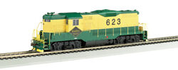 Bachmann Ho Train Set Dcc And Sound Reading Rr Gp7 And Caboose Ez Track Oval