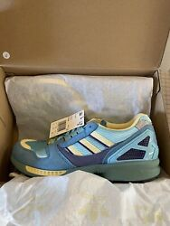 Adidas Zx 8000 Light Aqua Fy7686 Menand039s Sizes 810 And 11 Us - Brand New - Limited