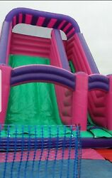 Commercial Inflatable Slide Used Only 6 Times