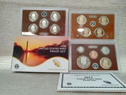 2013s United States Mint 14 Coin Cn Proof Set W/box And Coa 210449