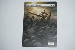 Puresteel Paladin Altered From New Phyrexia X1 Mtg Magic The Gathering C