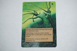 Tangle Altered From Invasion X1 Mtg Magic The Gathering