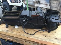 1988 - 1994 Chevrolet C/k Pick Up Heater Ac Assembly Complete Under Dash Blower