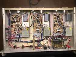 Rca Ba-71 Utc Transformer Microphone Preamps 3 With Meter And 6db Gain Switches