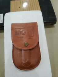Rare Vintage Honeywell 100 Years Travel Companion Case Set Leather From 1985