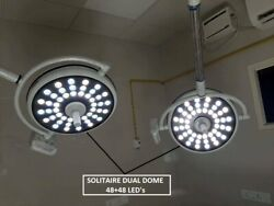 Surgical Light Medical Led For Ot Operation Theater Ceiling 48+48 And 1,60,000 Lux