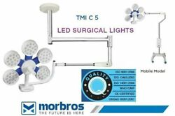 Ot Led Surgical Lights Surgical Operation Theater Lamp Operating 5 Reflectors