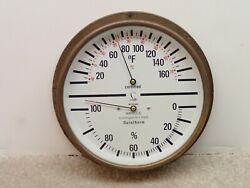 Lufft Vintage Watrous Durotherm Hydrometer Thermometer Made In Germany