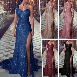 US Women Wedding Evening Cocktail Party Prom Bridesmaid Formal Ball Gown Dresses $42.99