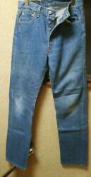 Made In 90s Vintage Usa Beautiful Color Drop Levis501 Denim Jeans Thrift