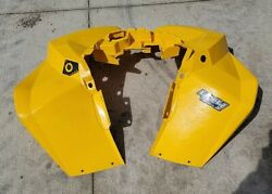 Can Am 2007-2012 Renegade 500 800 Front Yellow Fender 715000737