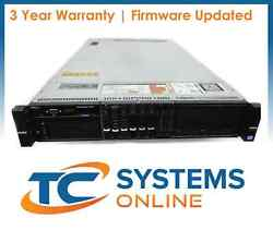 Dell Poweredge R820 8 Bay 4x 8c 2.6ghz 512gb Ram 6x 900gb. H710 Idrac 7 Ent