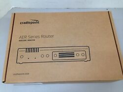 Cradlepoint Aer2200-600m 600 Mbp Ethernet Modem Wireless Router In Box