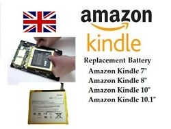 Kindle Fire Hd 7 8 10 10.1 Inch Tablet Battery Replacement Repair Service