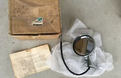 Nos Gm Chevrolet 1964 - 1966 Full Size Remote Side Mirror Assembly 3961371
