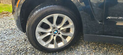 Bmw 19 Factory Wheels With Like New Tires