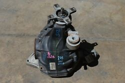 2016 W205 Mercedes C63 S Amg Rear Differential Diff Carrier Motor Lsd 2.82r