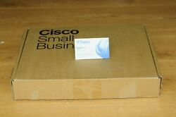 New Cisco Spa504g 4-line Unified Voip Ip Phone Poe 6mthwty Taxinv