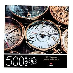 Cardinal Old Compasses, Jigsaw Puzzle 500 Pieces