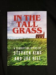 Stephen King Joe Hill In The Tall Grass Indie Bookstore Exclusive
