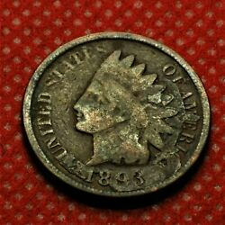 1893 Us. Indian Head Penny Chb3